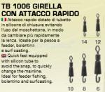 TUBERTINI TB 1006 GIRELLA CON ATTACCO RAPIDO