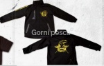 BLACK CAT RAIN JAKET