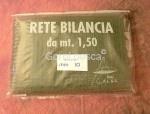 RETI BILANCIA MONOFILO MT. 1,50X1,50
