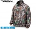 SHIMANO TRIBAL HALF ZIP FLEECE (SHTRHZFL)
